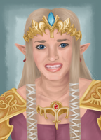The Legend of iJustine by SosinSoup