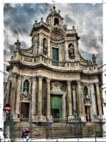 0016 catania real hdr by WERAQS