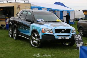 Volvo XC90  6Weel by mattstyle