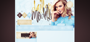 Ordered design (daily-models.blog.cz) by dailysmiley