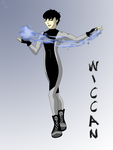 YJ: Wiccan by Hieis-Wolf-Girl