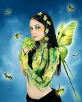 Spring Fairy by dianar87