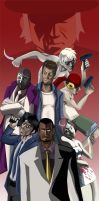 Killer7 by Nehvah