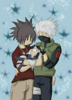Dream Family - AnkoxKakashi by DArk-Manix