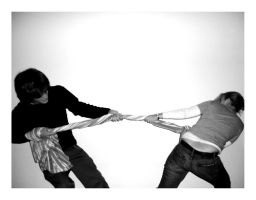 Connections2: Tug of War by theodamus