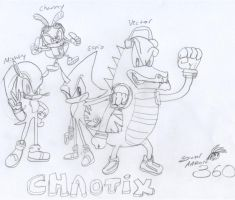 The Chaotix by Super-Aaron-360