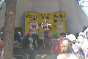 King Richard's Fair, Washing Well Wenches 3 by Miss-Tbones