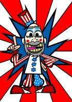 Captain Spaulding by Cool-Hand-Mike
