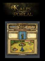 Kalis Portal Facebook Game by karsten