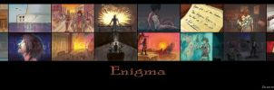 Enigma Storyboard by thecapturedspy