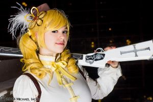 Mami Tomoe 7 by Insane-Pencil