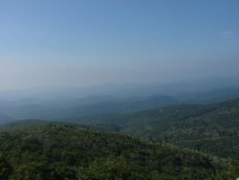 Blue Ridge 01 by Gymdawg