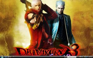 DMC3 Wallpaper by meowmeowghs