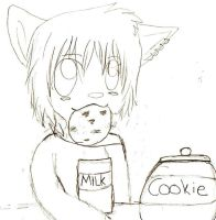 Meh Cookie by 666bloodyhell666