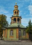 Dragon House in Sanssouci Park by pingallery