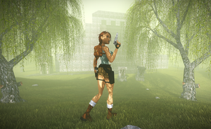 Classic Adventure by tombraider4ever