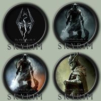 Skyrim Icons by kodiak-caine