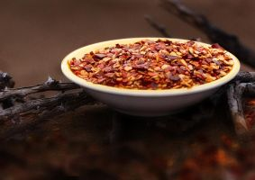 Chili Flakes 3426194 by StockProject1