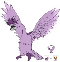 Pokefusions: Murow by Rygorg