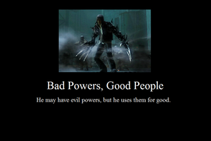 Bad Powers, Good People by JasonPictures