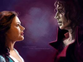 Rumbelle by ImperfectSoul