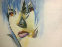 wip of noctis by Amanoobaricom