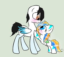 big brother and little sister. by kim-306