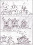 Second night at Freddy's by Chibibass