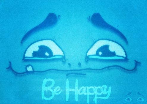 Be Happy by VladMarc
