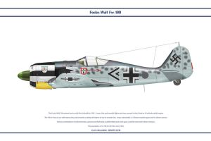 Fw190A4 JG1 2 by WS-Clave