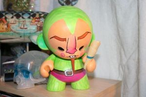 tingle munny by imxrad