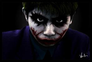 Why So Serious? by HolyWiz