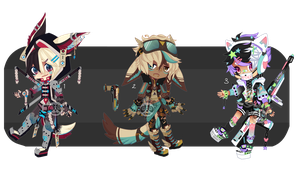 Adopts AUCTION [CLOSED] by ButterflyBandit