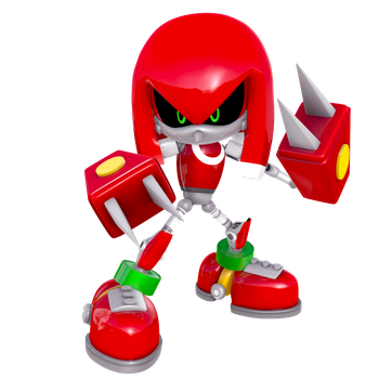 Legacy Metal Knuckles Render by Nibroc-Rock