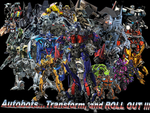 Transform, and roll out by Rapator