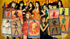 Girl's Generation - Hoot by Lissette8017