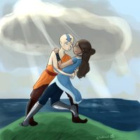 Kataang days- Forever Girl by schellibie