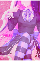 Anarchy Stocking . to Arisu by TsukiNyan