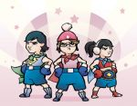 super boxing girls by MrHarp