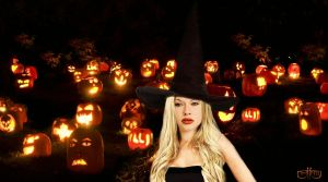 Halloween Lights by Chatterly