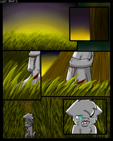 Lost: Page 1 by MissKittens