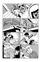 Page 1 of Zombie Squad by RobTorres