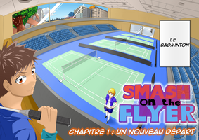 Smash On The Flyer - chap. 1 pages 2 and 3 by Setsky
