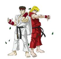STREET FIGHTER collaboration by rgm501