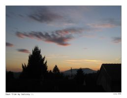 Dawn from my balcony 01 by ESDY