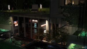 3ds Max - Exterior 15 by Puttee