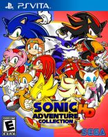 Sonic Adventure HD Collection PS Vita by ruialkyder