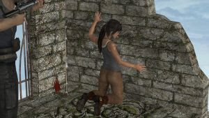 TR 2013 How to secure Lara 02 by honkus2