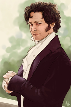 Mr. Darcy by rocketsky