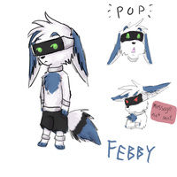 Febby the Facebook Chat by Frostpebble